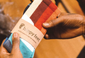 Social Enterprise: Hippy Feet