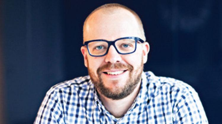 Luke Schlegel portrait