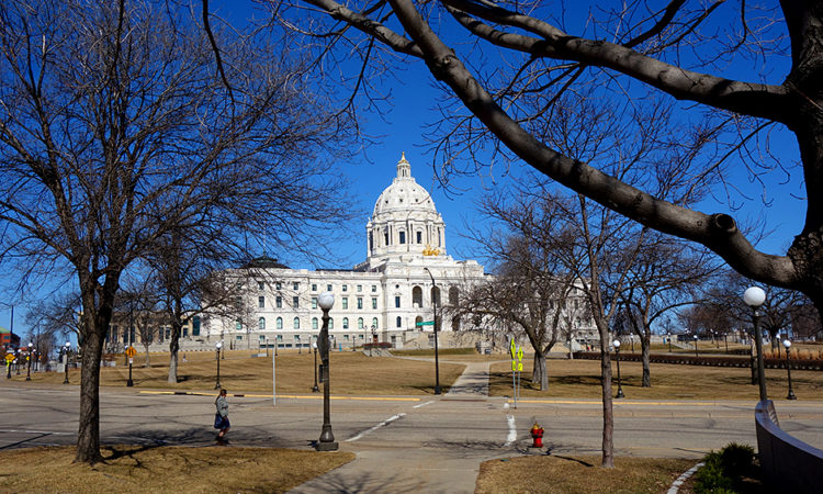 Minnesota's Divided Legislature Stakes Out its Positions