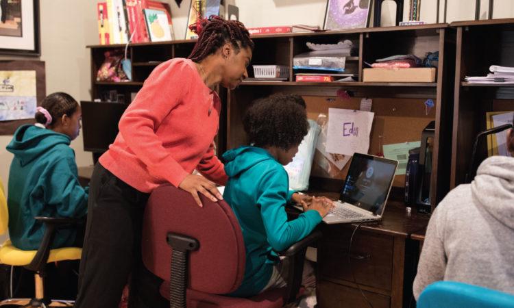 Working Moms Recalibrate Corporate Life