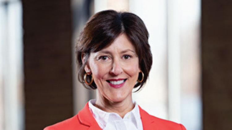 Margie Lindberg portrait