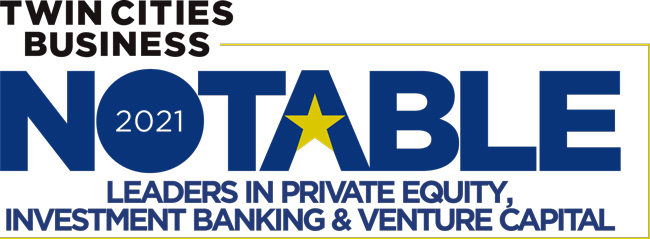 Nominate Notable Leaders in Private Equity, Investment Banking, & Venture Capital 2021