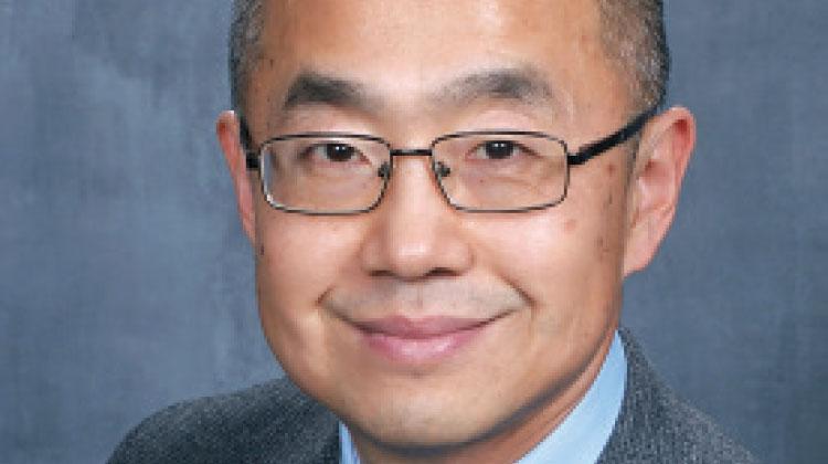 Terry Wu portrait
