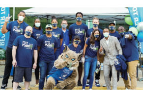 Civic Engagement: Minnesota Timberwolves and Lynx