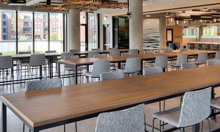Office Envy: Bridgewater Bank