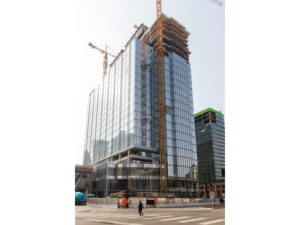 building being built