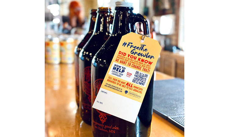 Growler Switcheroo: Indeed Brewing to Sell Castle Danger's Growlers