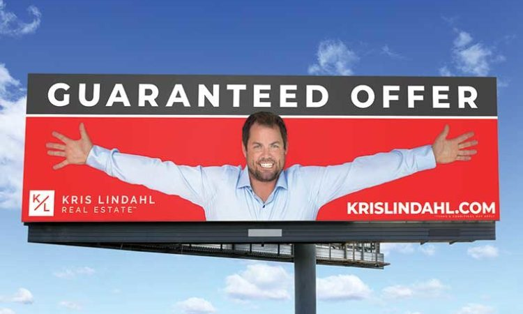 Kris Lindahl Is Opening a Marketing Agency—Guaranteed