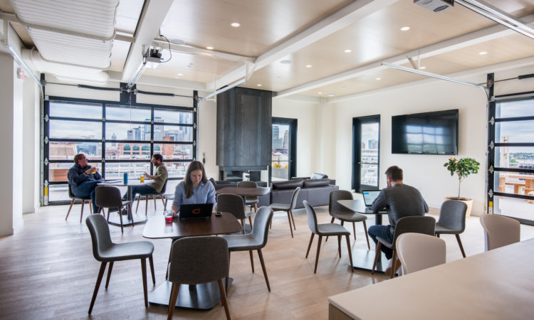 Digital Agency Ovative Group Doubles Down on Office Space
