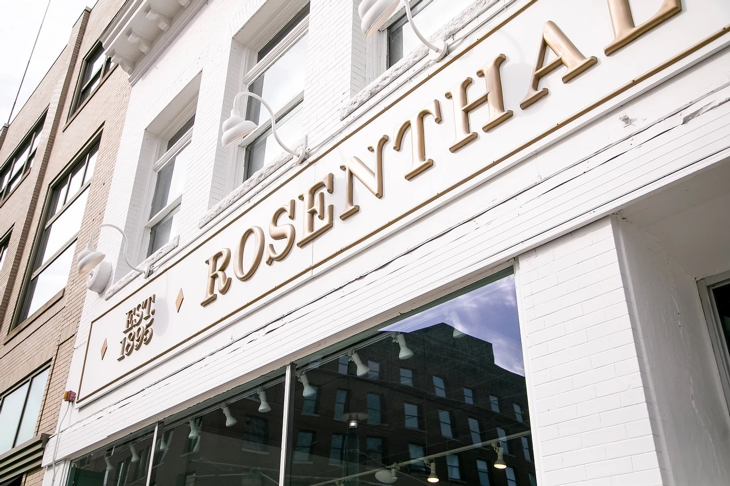 Downtown's Rosenthal Interiors Pursues Suburban Rebound