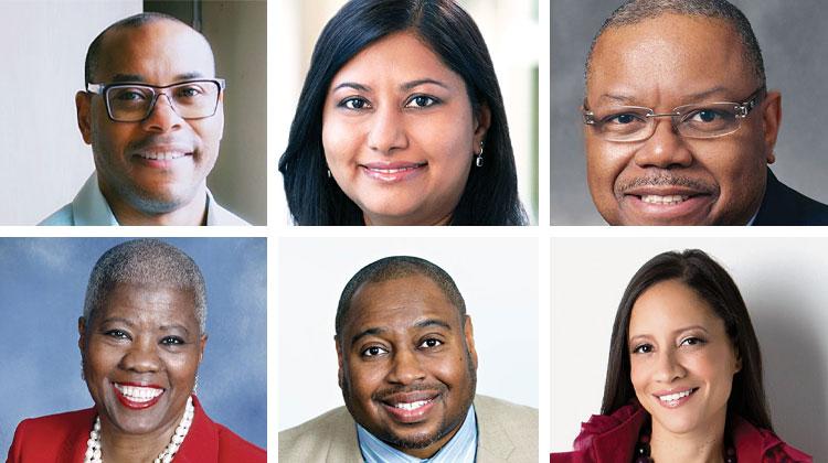 Notable BIPOC Executives 2021