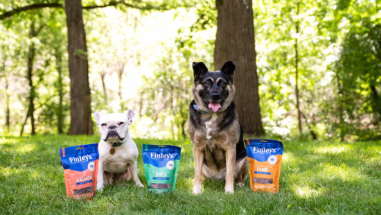 KLN's NutriSource Pet Foods Partners with Finley's