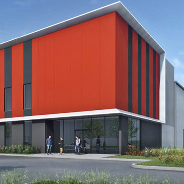 CRG Plans 1 Million Square Foot Industrial Building in Dayton