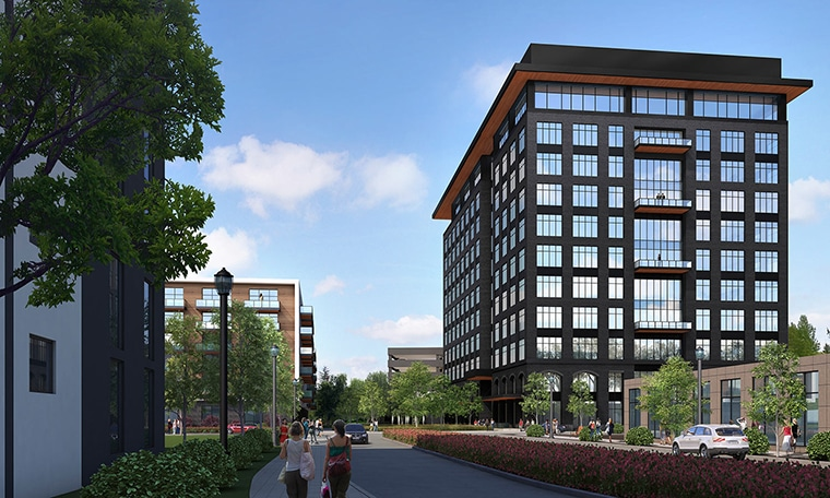 10 West End Now 64 Percent Leased with Radisson Deal