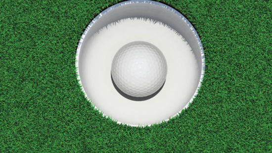 Covid's Hole-in-One