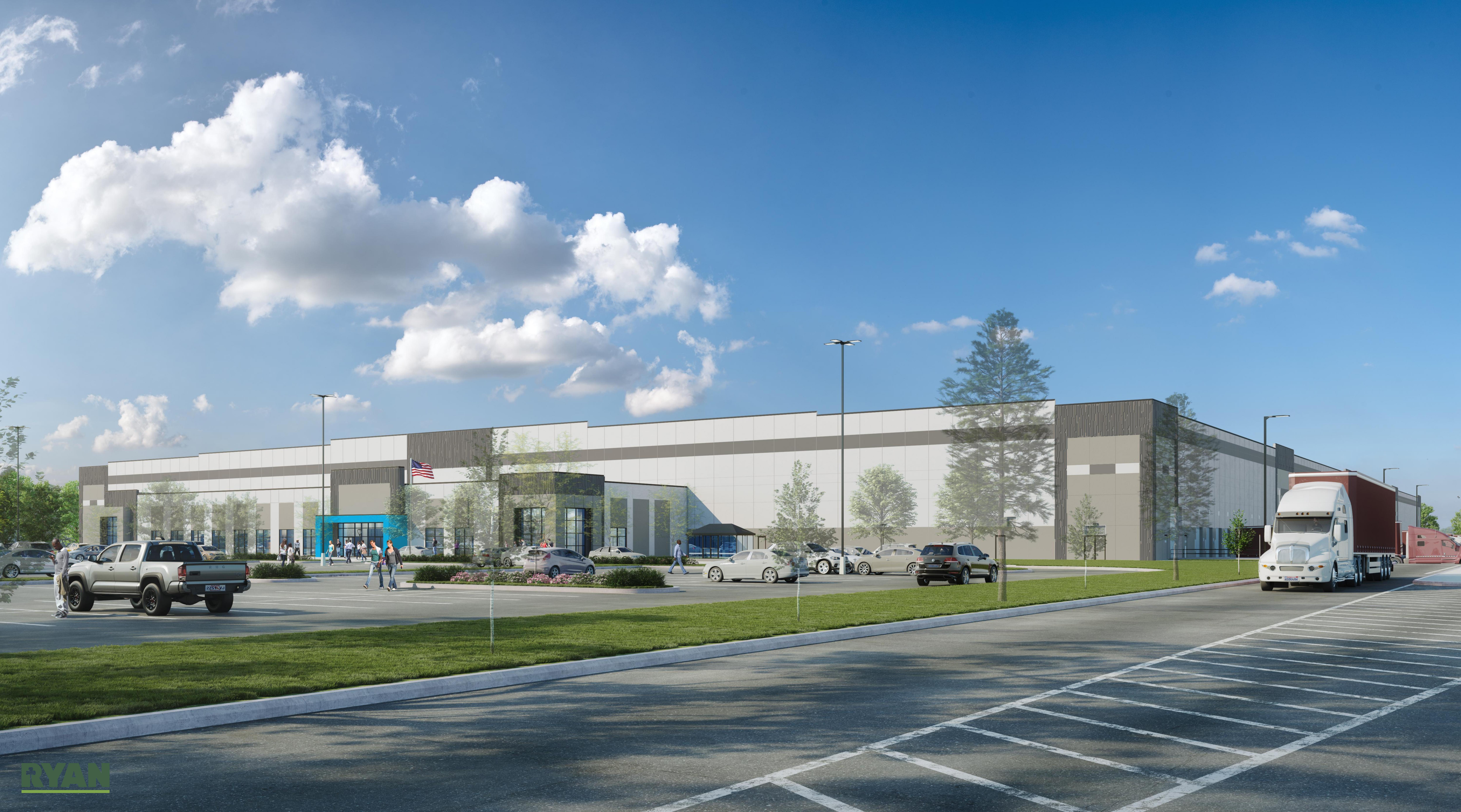 Amazon is Rumored Tenant for New Woodbury Warehouse