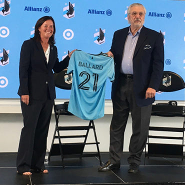 Minnesota United Taps Former Best Buy Exec as CEO