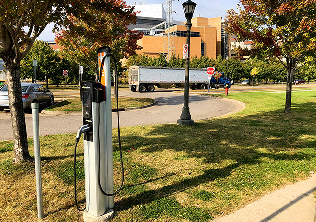Infrastructure Bill Allocates Big Bucks for Minnesota's Electric-Vehicle Charging Network