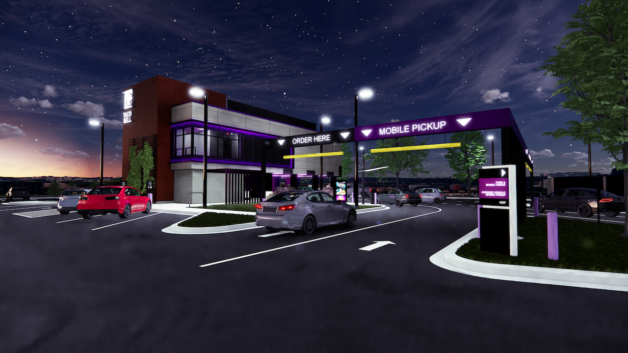 Taco Bell of the Future Coming to Brooklyn Park