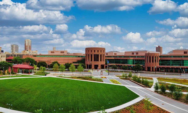 Minneapolis Convention Center Unveils $2.9M Plaza Redesign
