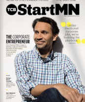 Cover of the fall 2021 issue of StartMN