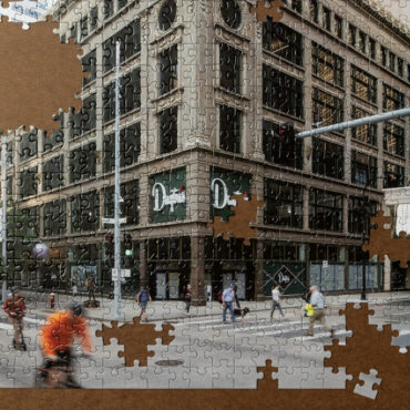 Piecing Together the Dayton's Project