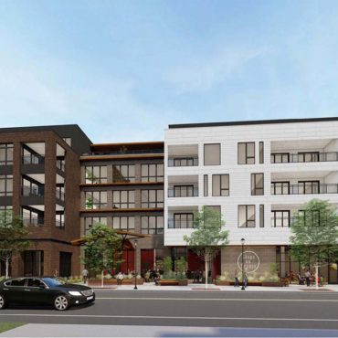 Proposed France 50 Project Looks to Add Apartments, Retail Space