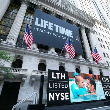 Life Time Group Holdings Goes Public at $18 Per Share