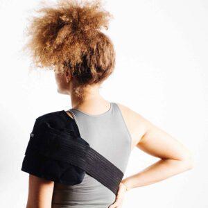Onyx Cool shoulder pad