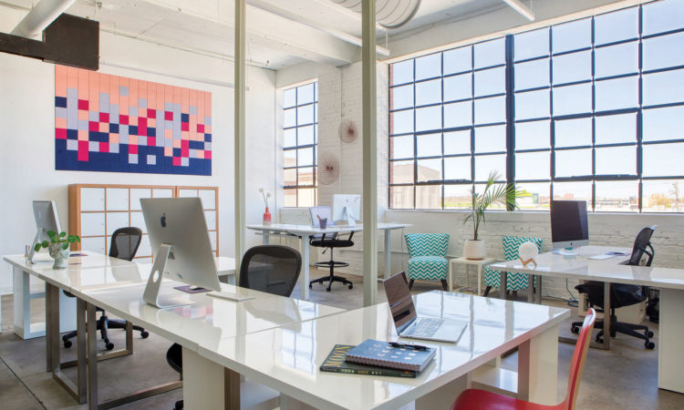 Office Envy: Eight Moon