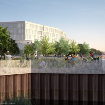 Minneapolis City Council Greenlights $350M Upper Harbor Redevelopment